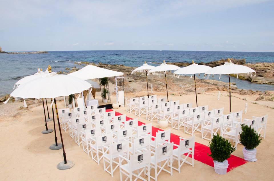 Private Ceremony Wedding